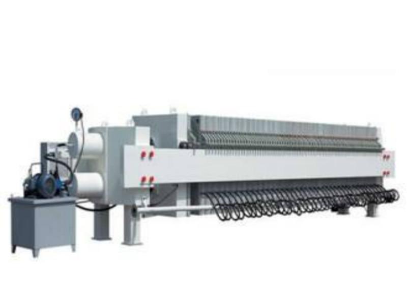 板框压滤机行业过滤过程中的操作细节