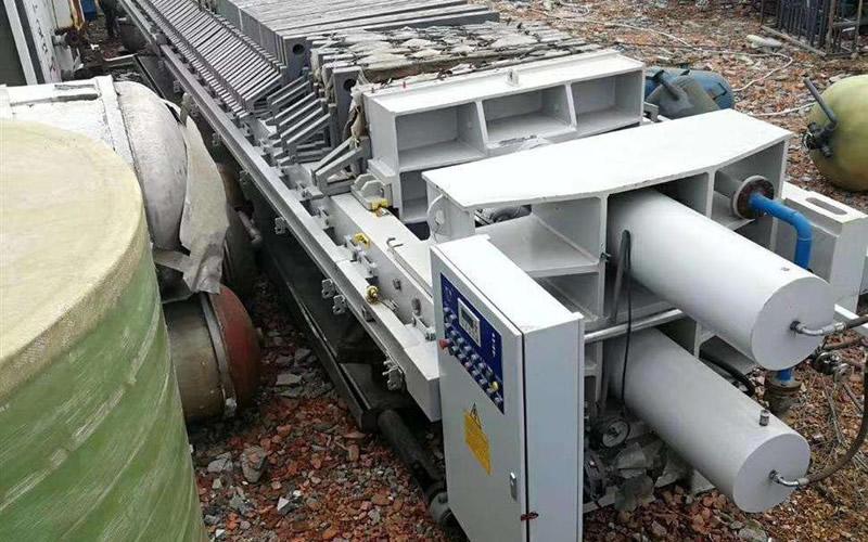 压滤机设备图片