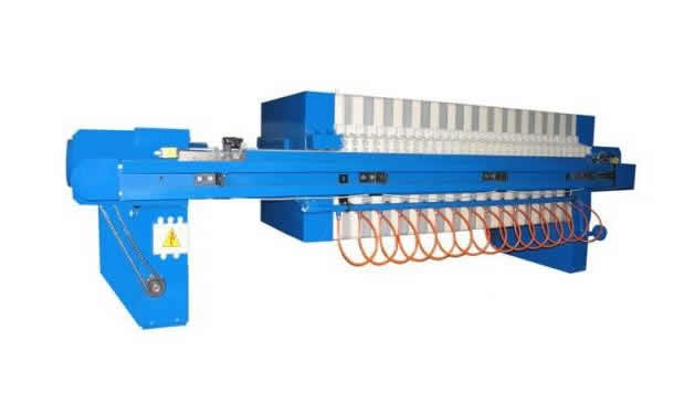 隔膜压滤机的应用组成