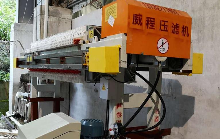 杭州压滤机使用过程如何去除常见问题