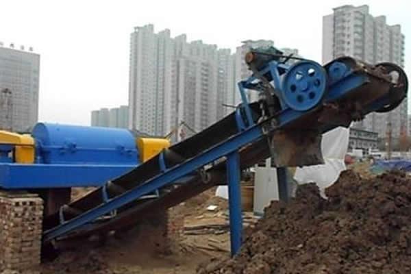 冲砂泥浆处理设备对泥浆的脱水处理