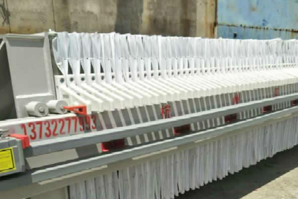 杭州压滤机用于各种不同的应用有什么优点