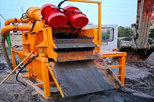 操作的基本原理和污泥脱水和条件调整的管理