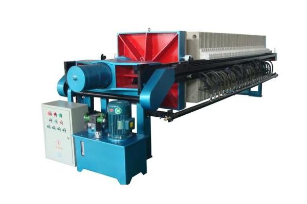 隔膜压滤机压滤机形成污泥处置效率极低