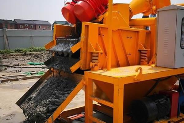 泥浆处理设备打桩泥浆处理