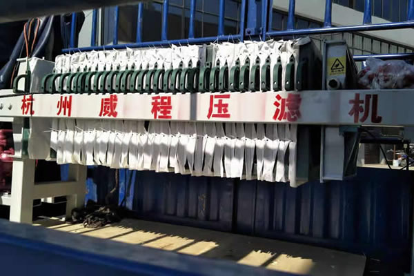 板框压滤机范围食品厂加工分离