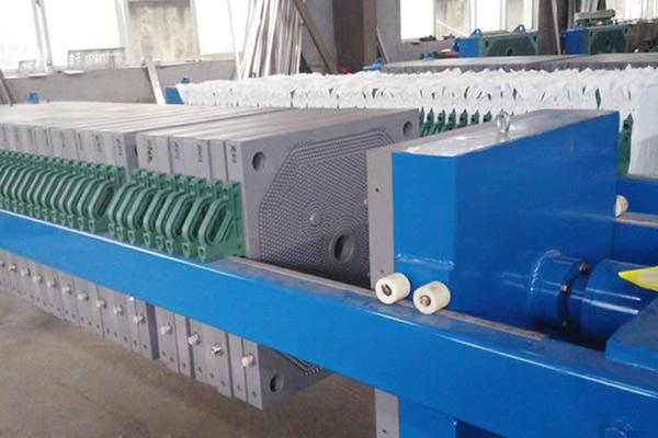 隔膜压滤机专用泵选型要注意实际使用要求