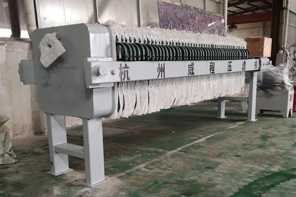 厢式压滤机厂家排名在哪能拿到 哪个厂家好