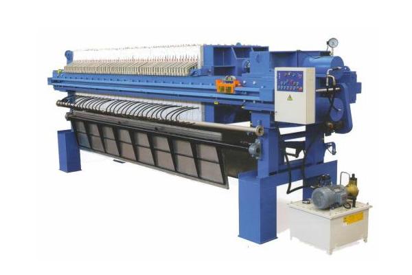 隔膜压滤机厢式板框压滤机的装置方式