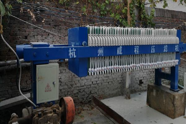 隔膜压滤机日常维护需要做哪些工作